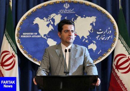 موسوی،  نیت رژیم صهیونیستی درباره کرانه باختری را محکوم کرد