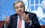 گوترش: ایران برای بازپسگیری حق رای باید بیش از 16 میلیون دلار به سازمان ملل را بپردازد