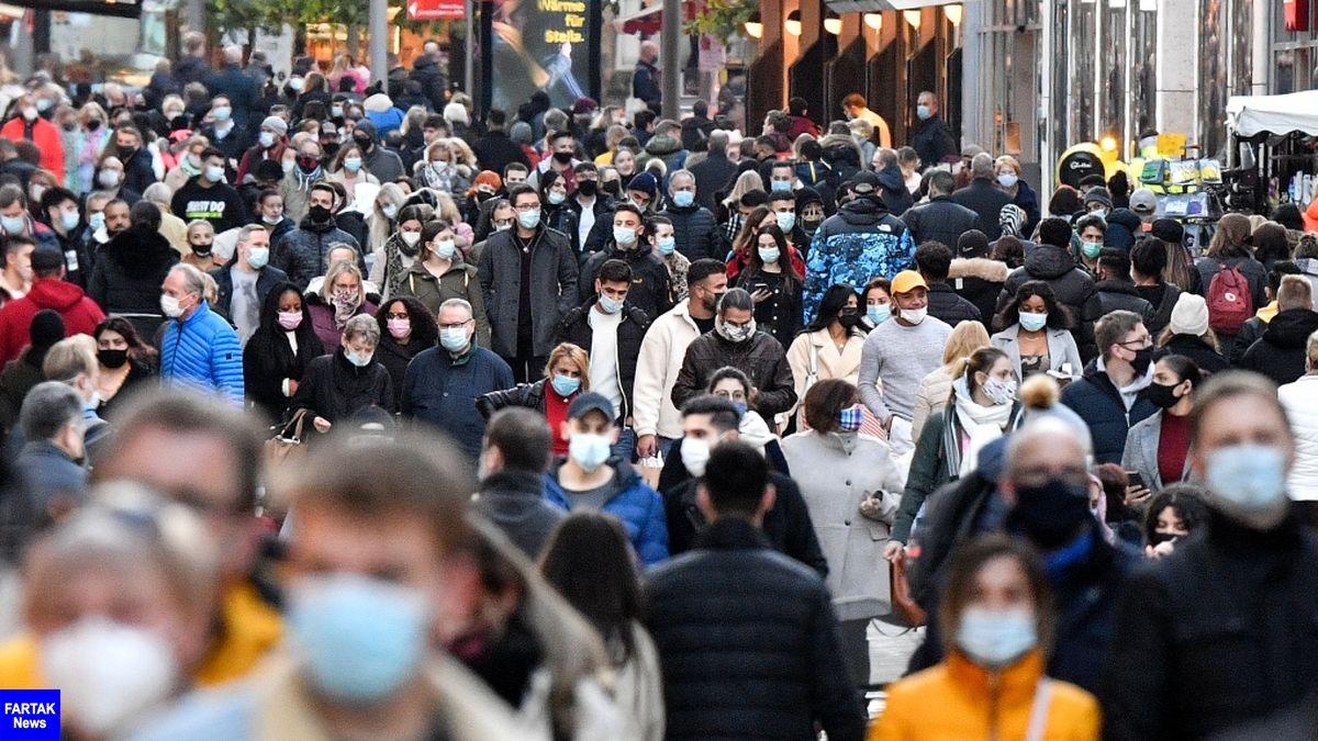 کرونا در جهان؛ آمار مبتلایان از  ۷۹ میلیون و ۷۴۳ هزار نفر گذشت