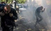 انفجار مهیب پایتخت جمهوری آذربایجان را لرزاند