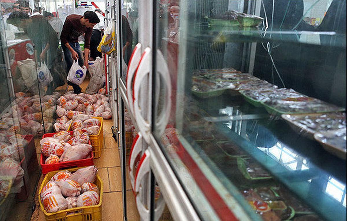 سازمان حمایت به مرغ فروشان هشدار داد