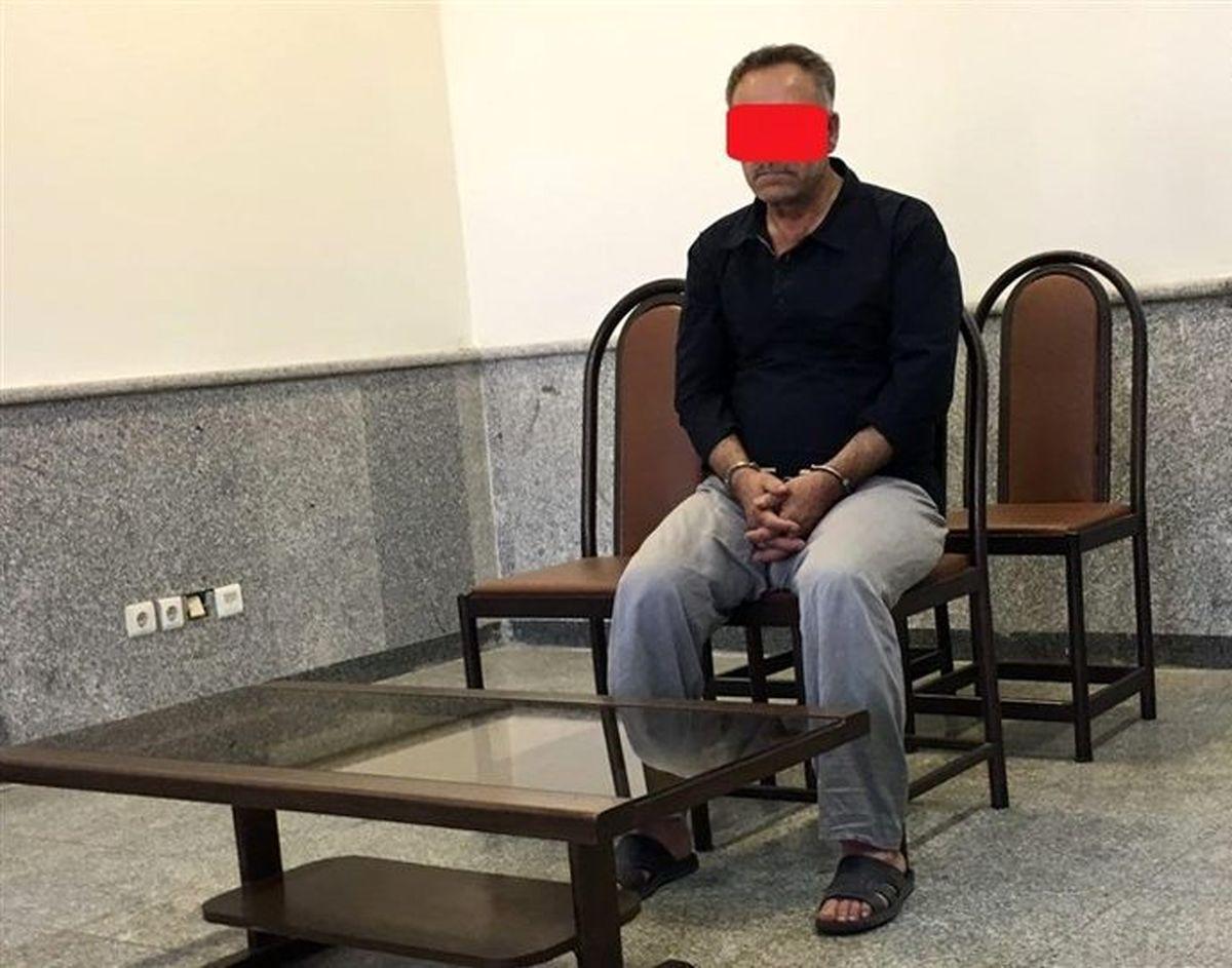 عامل قتل عام جنوب تهران به محل قتل بازگشت