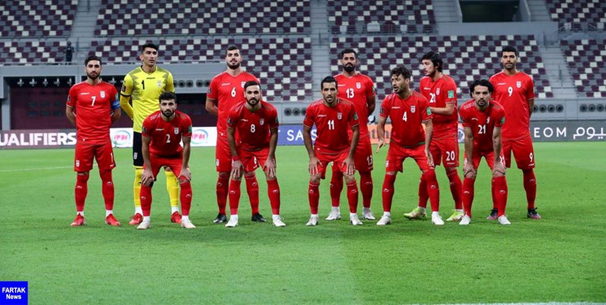 برنامه اردوی تیم ملی برای دیدار با امارات و کره جنوبی اعلام شد