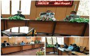 برگزاری جلسه ستاد پیشگیری و رسیدگی به تخلفات انتخابات شهرستان چرداول