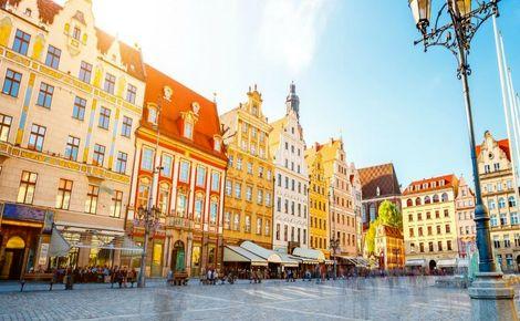 شهر وروکلاو؛ شهری جادویی و ناشناخته در قلب اروپا