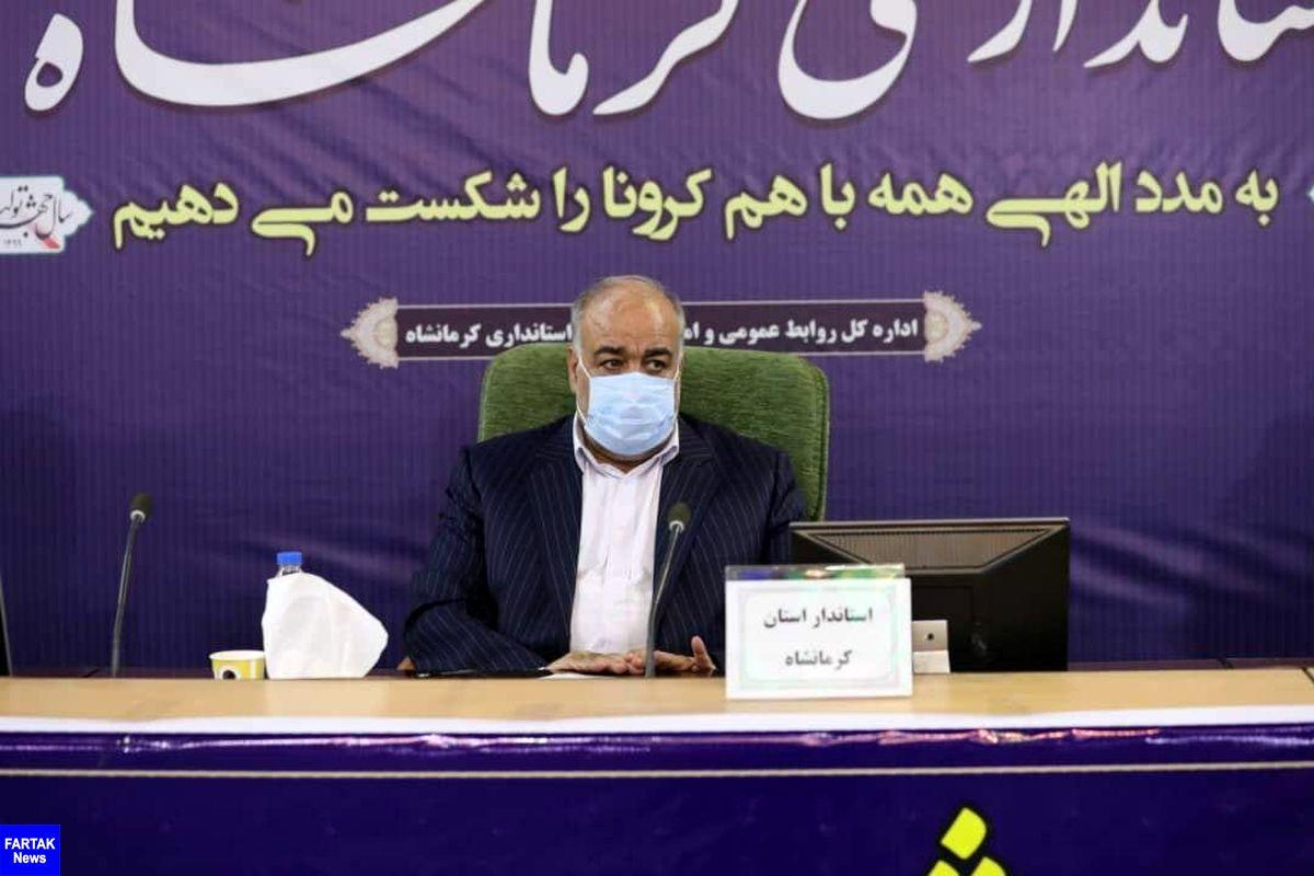 استان کرمانشاه مرهون زحمات دکتر الهی تبار در همه بحران ها است