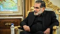 شمخانی با رئیس جمهور عراق دیدار کرد