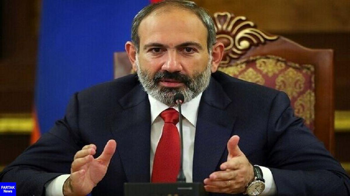 نخست وزیر ارمنستان: دخالت ترکیه نشانگر عزم ترکیه برای ادامه نسل کشی ارامنه است