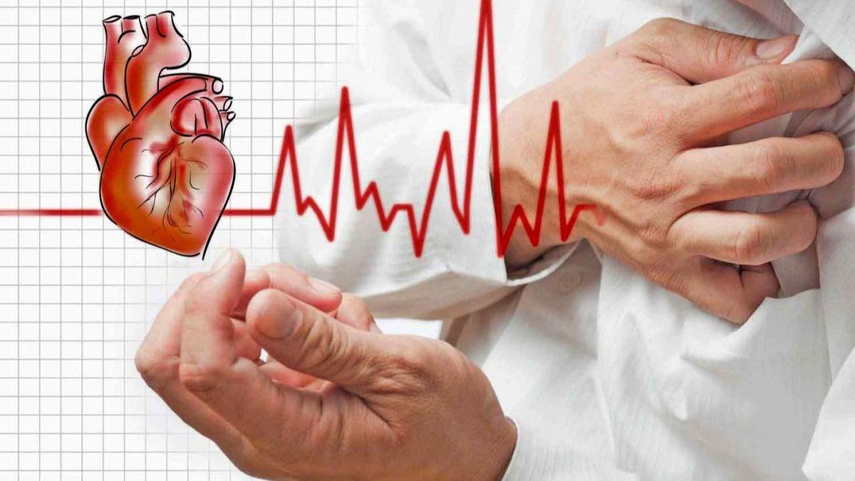 مهمترین علامت سکته قلبی درد است!