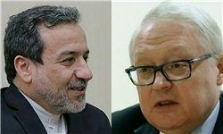 مسکو و تهران بر اهمیت و کارایی «برجام» تأکید کردند