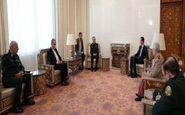 جزئیات دیدار مهم سرلشکر باقری و بشار اسد +عکس