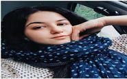پست جالب دختر مدلینگ مرحوم حسن جوهرچی +عکس