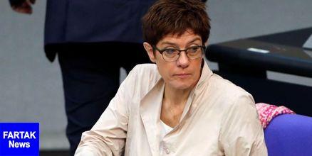 سفر اعلام نشده وزیر دفاع آلمان به عراق