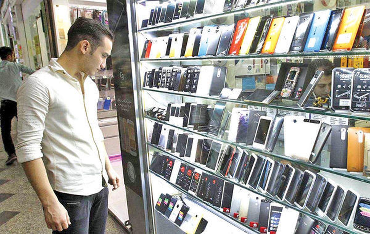 قیمت انواع موبایل در بازار+ جدول