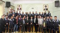 تیم کونگ فو ایران در مسابقات بین المللی ارمنستان اول شد