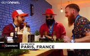 انتخاب ریش و سبیل برتر در پاریس!