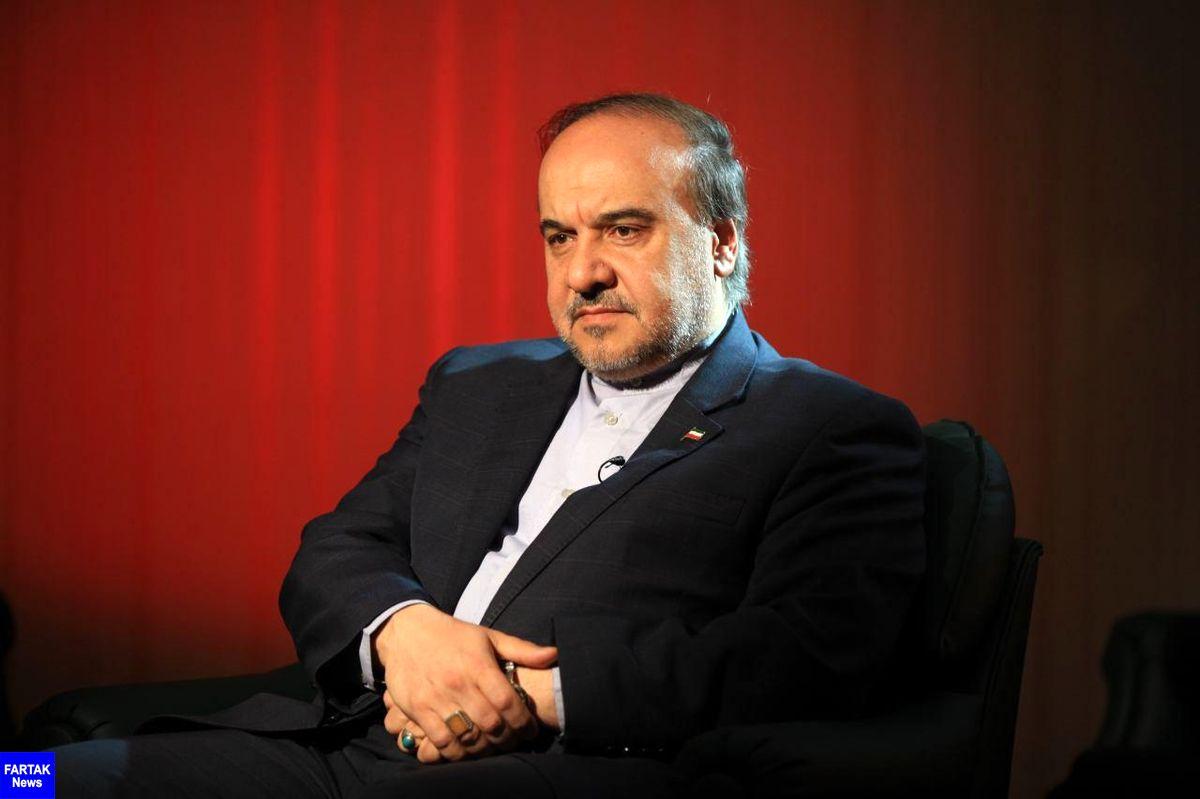 حضور مجدد سلطانیفر در کمیسیون اصل ۹۰ برای توضیح درباره قرارداد ویلموتس