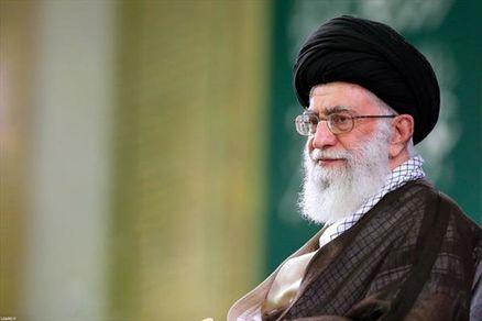 دیدار خصوصی حجت الاسلام رئیسی با رهبر انقلاب