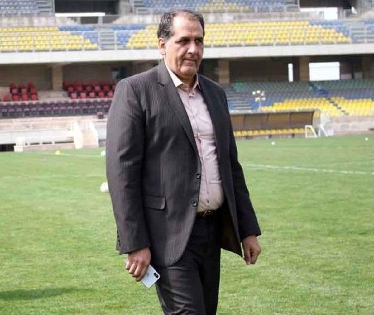 غیبت رسول پناه در جلسه هیئت مدیره باشگاه پرسپولیس