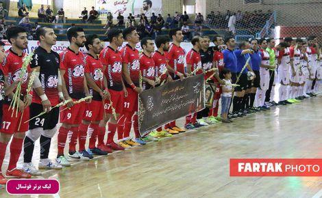 تصاویری دیدنی از مسابقه سوهان محمدسیما قم و گیتی پسند اصفهان