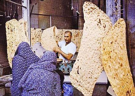 مصرف نان در ایران ۶ برابر استاندارد جهانی است | لبنیات یک سوم جهان