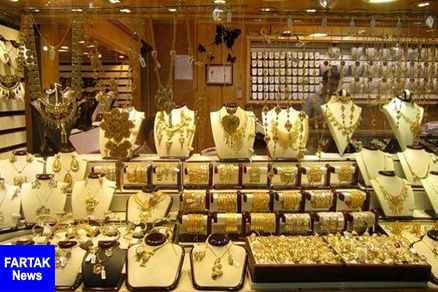 افت دلار، قیمت طلا را کاهشی کرد