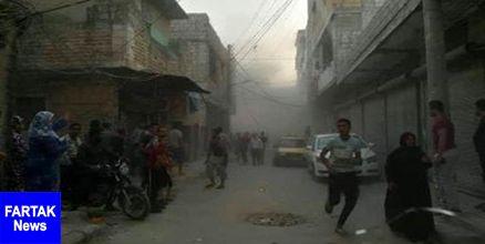 5 کشته و 11 زخمی در حمله راکتی به شرق حلب