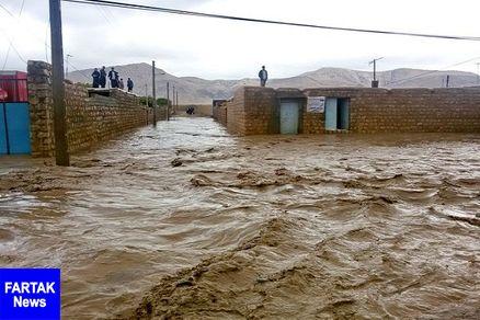 ۹ فوتی در حوادث سیلاب کشور/امدادرسانی به ۲۱هزار نفر