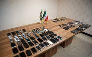 دستگیری ۲۸ سارق تلفن همراه در بیمارستانهای پایتخت