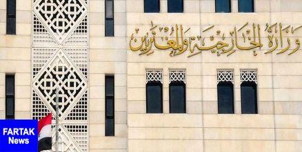 واکنش دمشق به درخواست عراق برای پیوستن سوریه به اتحادیه عرب