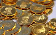 قیمت سکه طرح جدید ۲۷ مرداد ۹۸ به ۴ میلیون و ۱۸۵ هزار تومان رسید