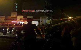 فوری/ انفجار در خیابان شهید اشرفی اصفهانی + عکس و فیلم