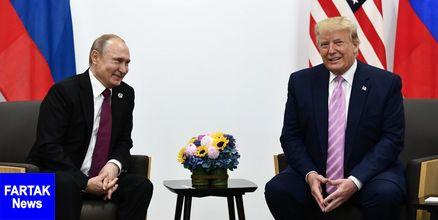 ترامپ: دوست دارم در مراسم جشن روز روسیه شرکت کنم