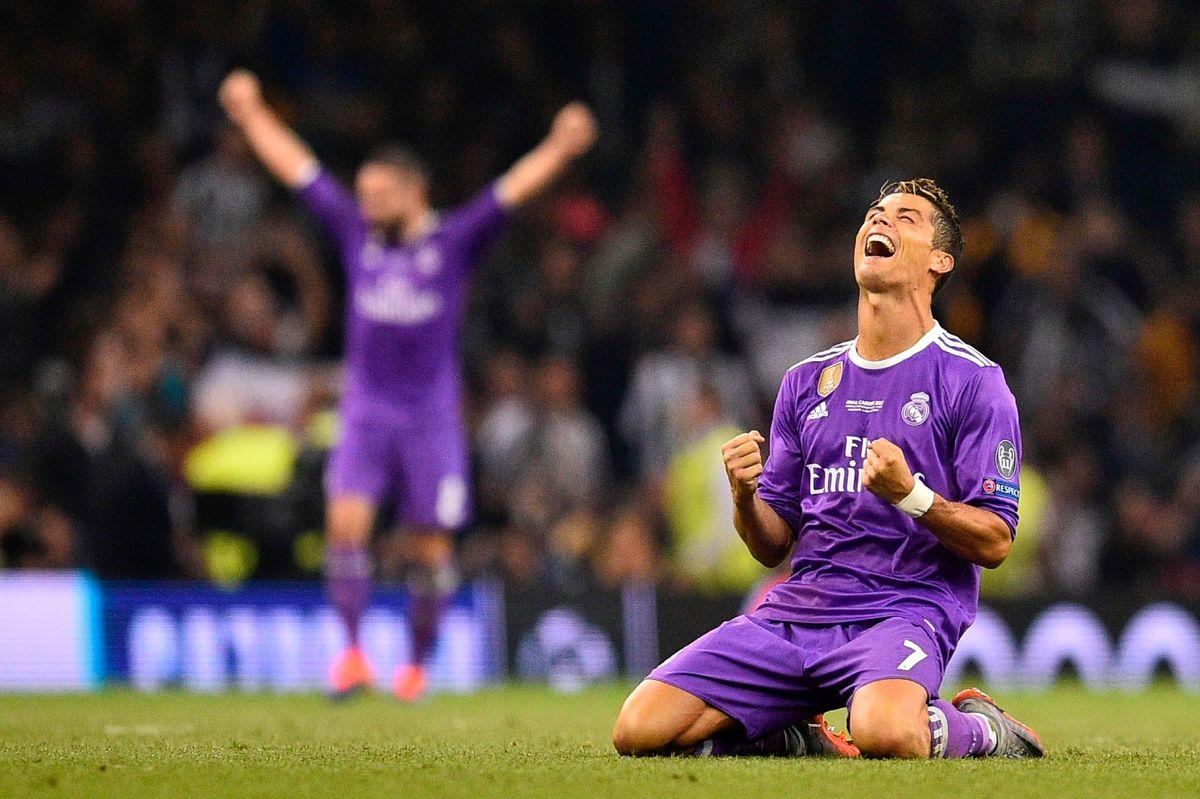 رونالدو بهترین گل دوران فوتبال خود را انتخاب کرد