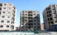 خطر غولهای آهنین رها شده در پروژههای ساختمانی نیمه کاره کرمانشاه