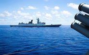 ورود ناو هواپیمابر آمریکایی به دریای جنوبی چین