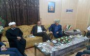 دیدار یزدانی و صادقی با رایزن فرهنگی ایران در عراق