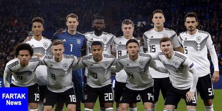 رونمایی از ترکیب تیم ملی آلمان مقابل بلاروس