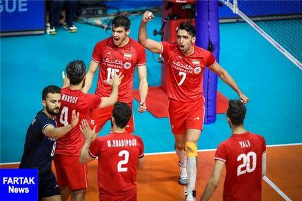 ساموراییهای ژاپن هم تسلیم والیبال ایران شدند