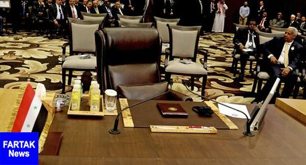 اتحادیه عرب در کنفرانس بیروت حضور سوریه در نشست سران عرب را بررسی نمیکند