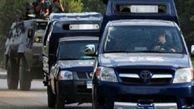 ۹ نیروی امنیتی مصری در درگیری با شبهنظامیان کشته شدند