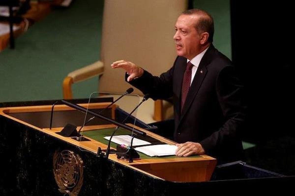 اردوغان:همه پرسی اقلیم کردستان لغو شود/ نظر ایران هم همین است