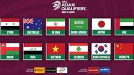 گروه بندی نهایی مرحله پایانی انتخابی جام جهانی ۲۰۲۲ قطر/ ایران در گروه A