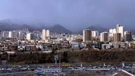 هوای تهران همچنان در وضعیت «قابل قبول»
