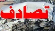 حادثه رانندگی در کرمانشاه یک کشته و 3 زخمی به جا گذاشت