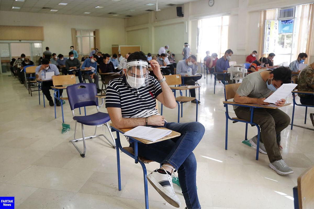 سوزنچی: برای سنجش و پذیرش دانشجویان به 4 سناریو رسیده ایم