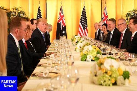 در ماه سپتامبر؛ نخستوزیر استرالیا با ترامپ دیدار میکند