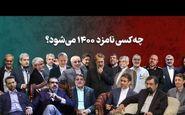 کسی که در اعلام اموال خود با مردم رو راست نیست بیخود می کند ادعای رئیس جمهوری کند
