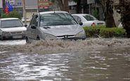 سازمان هواشناسی نسبت به آبگرفتگی معابر هشدار داد