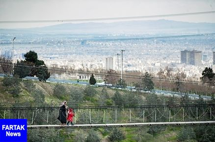 هوای تهران در وضعیت «قابل قبول»